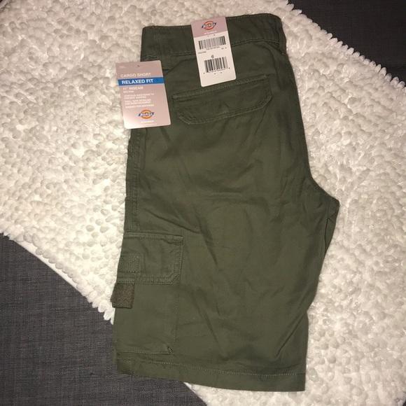 af70dbda13 Dickies Shorts | Nwt Cargo Relaxed Fit Short 6 | Poshmark